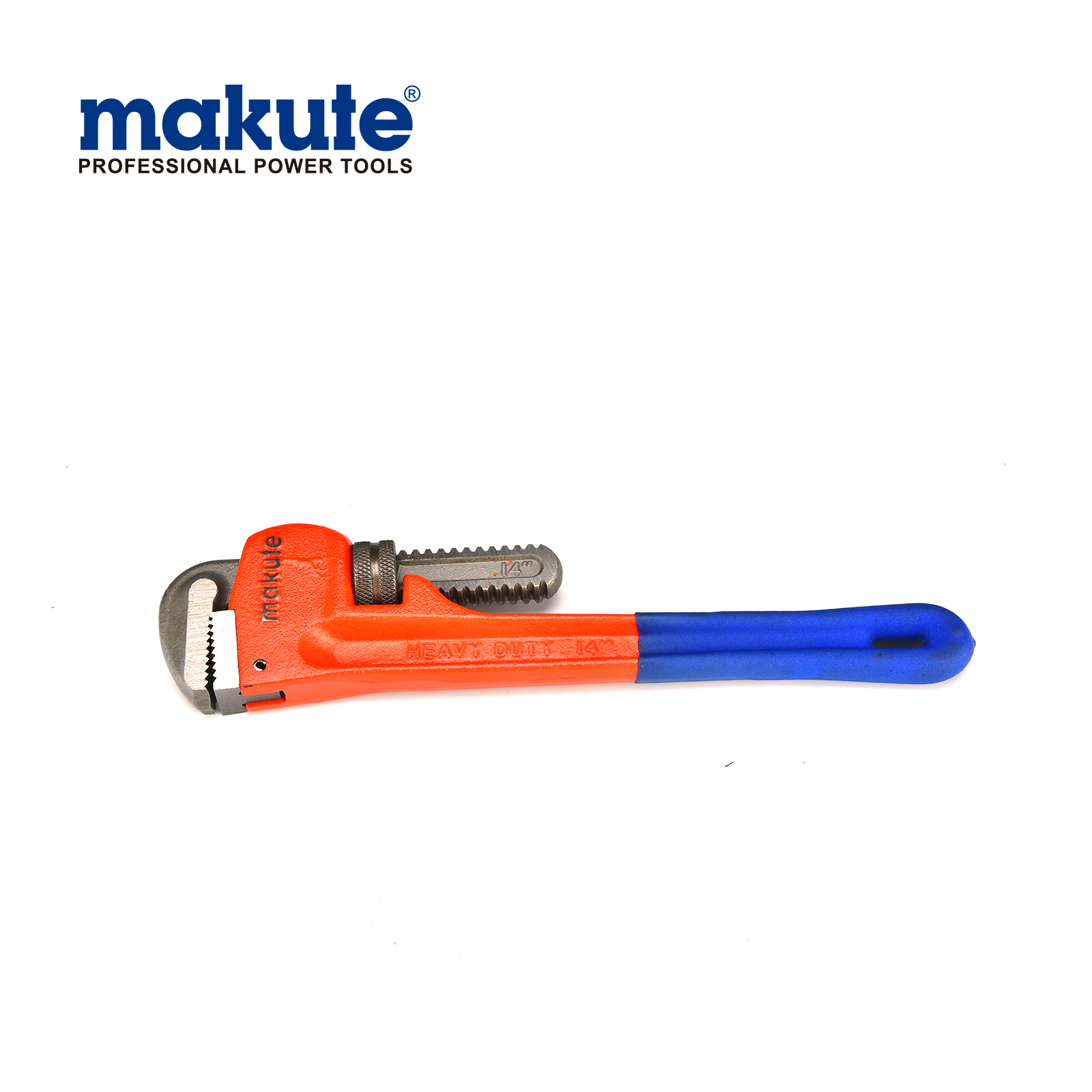 """250mm 2x Heavy Duty 10/"""" Adjustable Stilson Pipe Wrenches."""